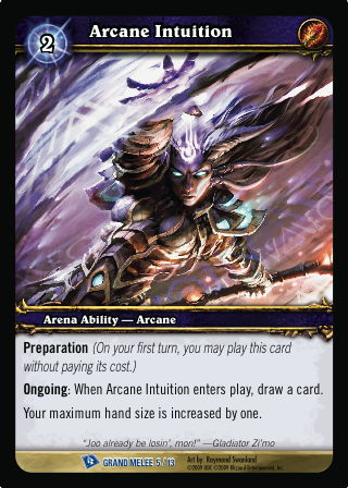 Arcane Intuition