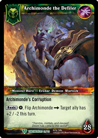 Archimonde the Defiler