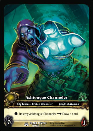 Ashtongue Channeler