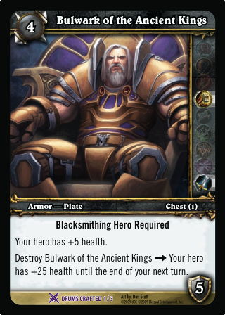 Bulwark of the Ancient Kings