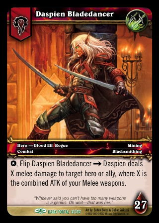 Daspien Bladedancer